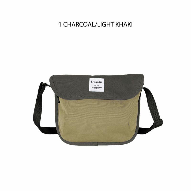 NAO-Charcoal/LightKhaki